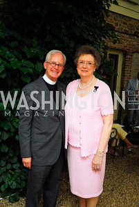 William Haguel, Patricia Dresser, Reception for Order of St. John, June 8, 2011, Kyle Samperton