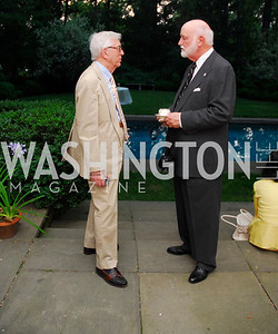 John Yago,Howard Pyle,Reception for The Order of St.John,June8,2011,Kyle Samperton