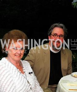 Peggy Steuart,John Rankle,Reception for The Order of St.John,June8,2011,Kyle Samperton