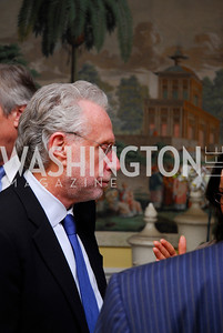 Wolf Blitzer,Reception for Washington Ideas Forum,October 4,2011,Kyle Samperton