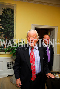Ben Bradlee,Reception for Washington Ideas Forum,October 4,2011,Kyle Samperton
