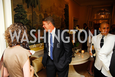 Major Garrett,Reception for Washington Ideas Forum,October 4,2011,Kyle Samperton