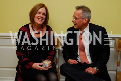 Patty Stonesifer,Jeff Minear,Reception for Washington Ideas Forum,October 4,2011,,Kyle Samperton