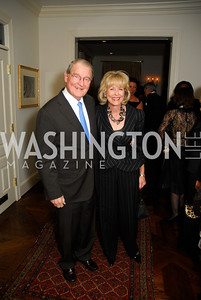 Wiliam Webster,Lynda Webster,November 18,2011,Reception for the Ambassador of Hungary,Kyle Samperton