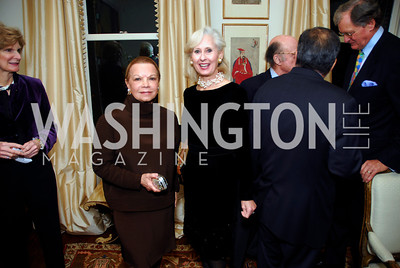 Ruth La Salle,Willee Lewis,November 18,2011,Reception for the Ambassador of Hungary,Kyle Samperton