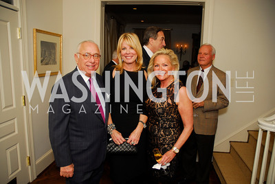 Donald Sigmund,,Nancy Grunfeld,Deborah Sigmund,November 18,2011,Reception for the Ambassador of Hungary,Kyle Samperton
