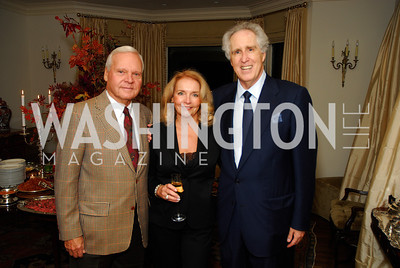Jay Martin,Dottie Martin,Nash Schott,November 18,2011,Reception for the Ambassador of Hungary,Kyle Samperton