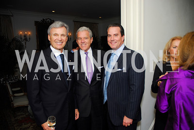 Stuart Bernstein,James Rosebush,Stuart Holliday,,November 18,2011,Reception for the Ambassador of Hungary,Kyle Samperton