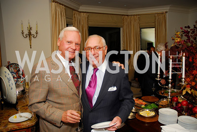 Jay Martin,Donald Sigmund,November 18,2011,Reception for the Ambassador of Hungary,Kyle Samperton