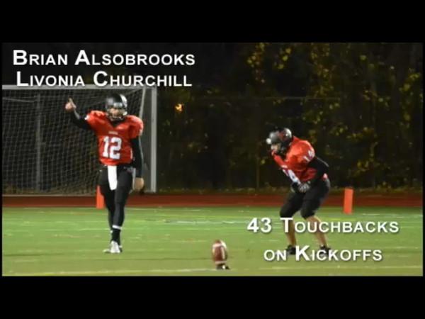Brian Alsobrooks Recruiting Video