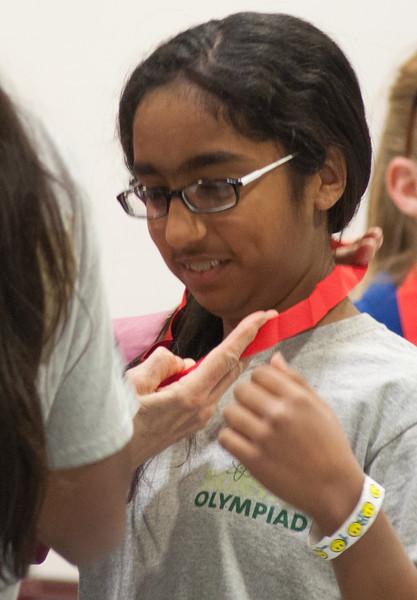 Greenhill Science Olympiad 2013 (Regional)