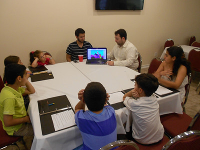 Religious Education Class, Jacksonville, FL, June 7-8, 2014