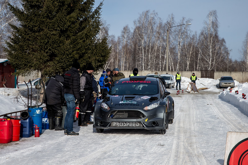 Rally Malachite 2019
