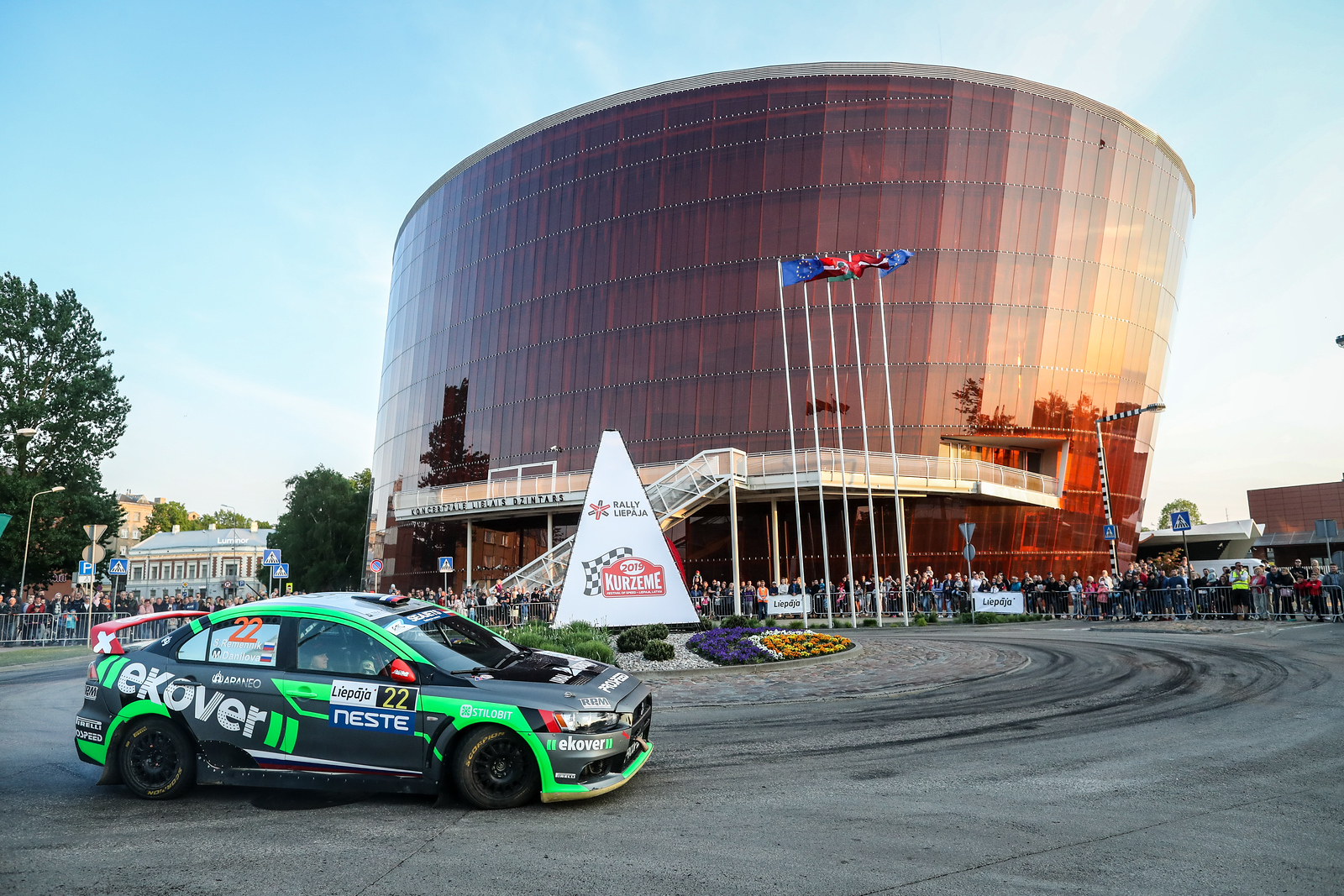 Rally Liepaja 2019: when even the third pancake is lumpy