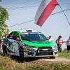 """ERC """"Rally Rzeszow 2017"""""""