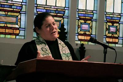 Reverend Sarah