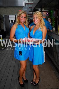 Jackie Shapiro,Simae Yidirim,Roaring 20's Party at Eden,July 28,2011,Kyle Samperton