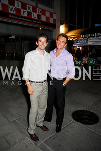 Ryan Fitzpatrick,Philip Stewart,Roaring 20's Party at Eden,July 28,2011,Kyle Samperton