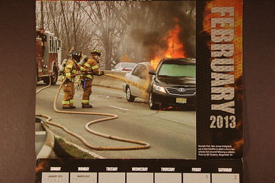 IFSTA Fire Service Calendar - 2013