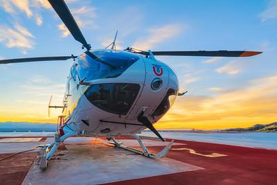 Airmed Eurocopter EC145