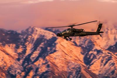 Beautiful Apache AH-64D