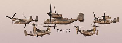 MV22 Osprey