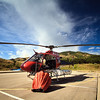 Red Butte Fire; Eurocopter AS350