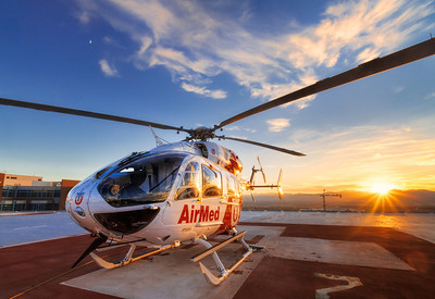 AirMed twilight last gleaming