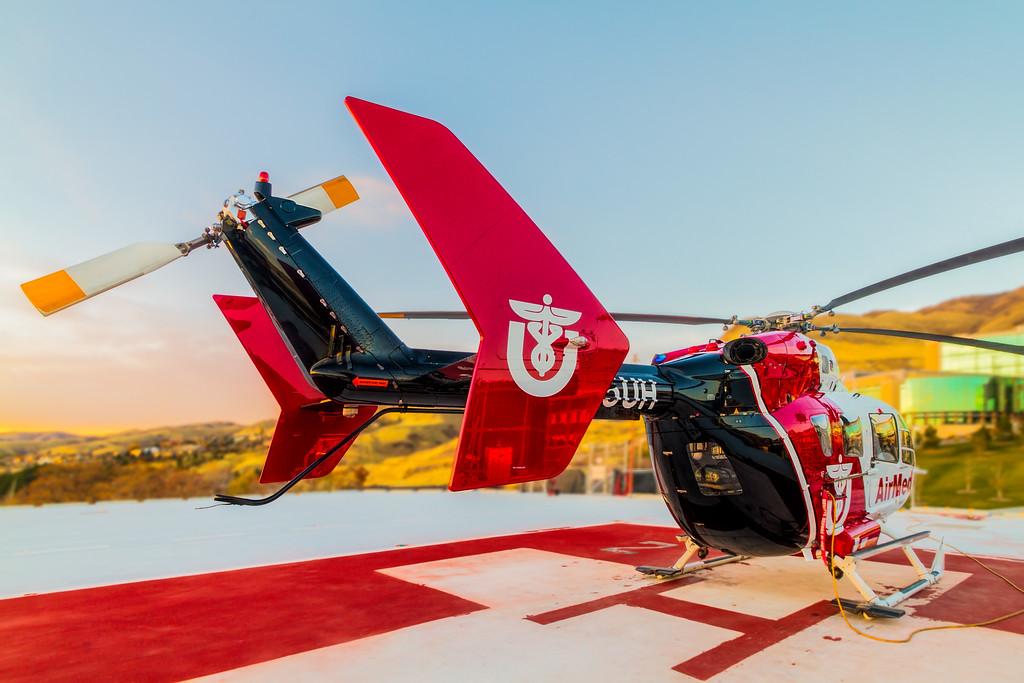 University of Utah AirMed - EC145
