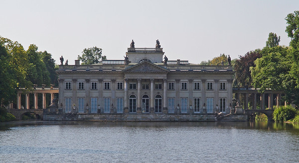 Royal Lazienki Museum. Photo: Martin Bager.