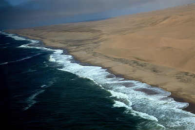 Benguela Current Meets Skeleton Coast