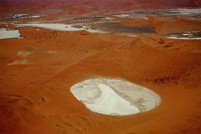 Sossusviei Pan Namibia