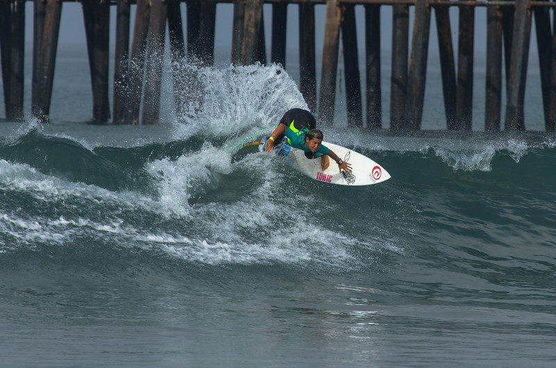 BRISA HENNESSY 14 YEAR OLD ON HER WAY TO THE QUARTER FINALS