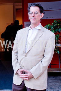 David Furchgott. Sacha Scoblic's UNWASTED Book Launch Party. International Arts & Artists. Photo by Alfredo Flores. July 27, 2011