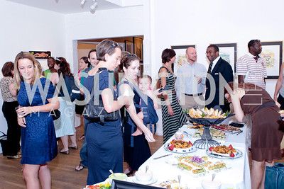 Sacha Scoblic's UNWASTED Book Launch Party. International Arts & Artists. Photo by Alfredo Flores. July 27, 2011