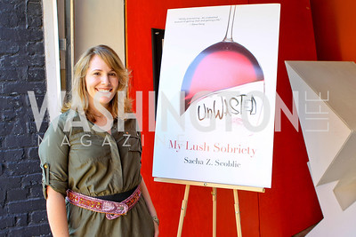 Sacha Scoblic. Sacha Scoblic's UNWASTED Book Launch Party. International Arts & Artists. Photo by Alfredo Flores. July 27, 2011