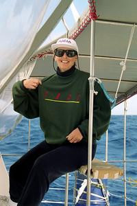 Sailing to Saipan