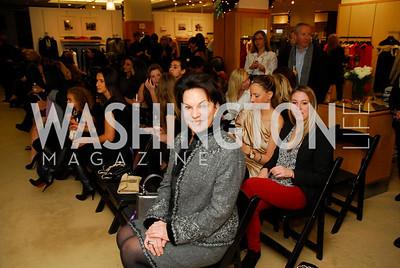 Grace Bender, December 4, 2011, Saks Jandel Fashion Show Benefiting Children's National Medical Center.