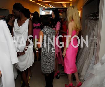 December 4, 2011, Saks Jandel Fashion Show Benefiting Children's National Medical Center.