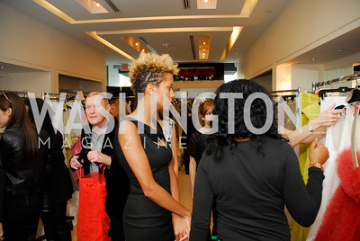 Carly Cushnie, December 4, 2011, Saks Jandel Fashion Show Benefiting Children's National Medical Center.