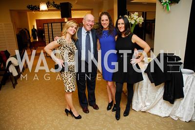 Stacey Lubar,Kurt Newman,Meredith Cymerman ,Rebecca Fishman,Saks Jandel Fashion Show Benefiting Children's National Medical Center,December 4,2011.,Kyle Samperton