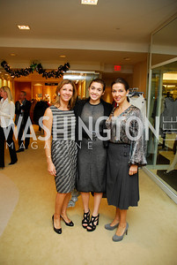 Michelle  Pablo,Bella Galli ,Shelly Galli, December 4, 2011, Saks Jandel Fashion Show Benefiting Children's National Medical Center.