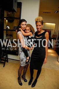 Michelle Ochs,Carly Cushnie, December 4, 2011, Saks Jandel Fashion Show Benefiting Children's National Medical Center.