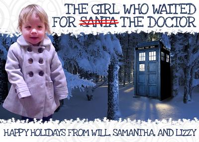 Samantha Holiday Cards 2015