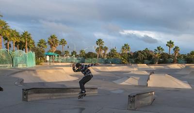 San Diego River Trail SkatePark-7385