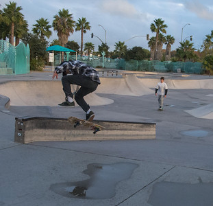 San Diego River Trail SkatePark-7436