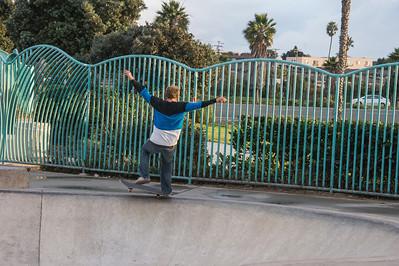 San Diego River Trail SkatePark-7363