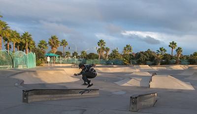 San Diego River Trail SkatePark-7384