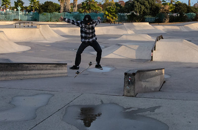 San Diego River Trail SkatePark-7379