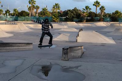 San Diego River Trail SkatePark-7380